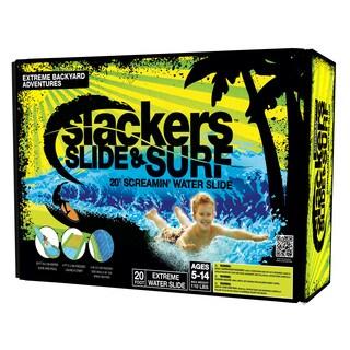 Slackers Slide & Surf Screamin 20' Water Slide Toy