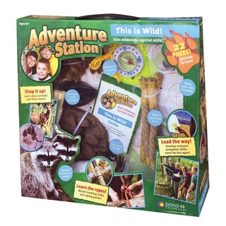Adventure Station This is Wild Survival Kit