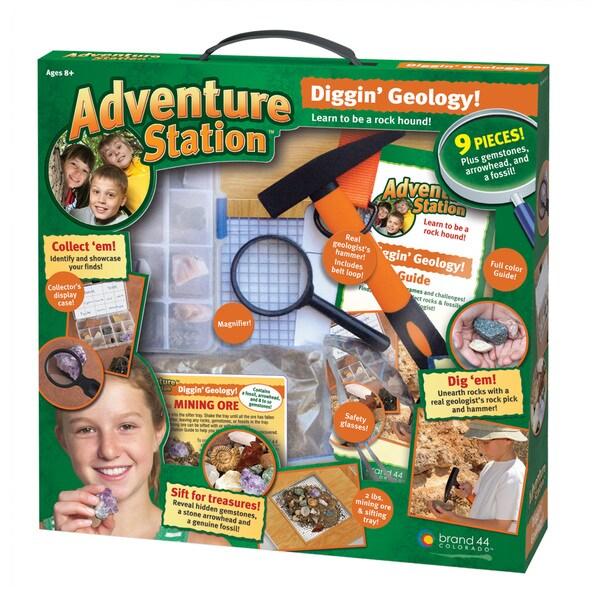 Adventure Station 'Diggin Geology' Kit