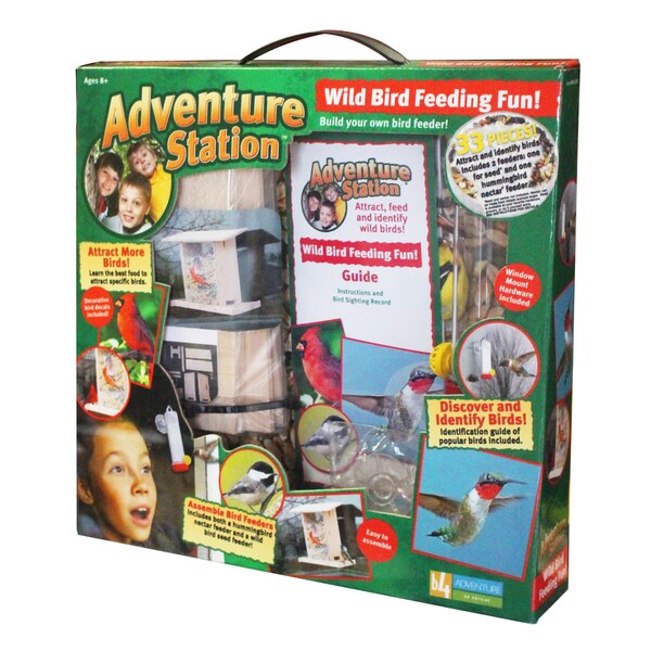 b4Adventure Building a Birding Paradise Kit