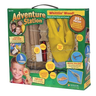 b4Adventure Adventure Station Whittlin' Wood Kit