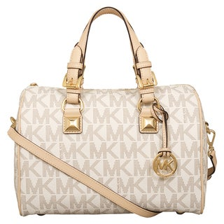 Michael Kors Medium Grayson Satchel