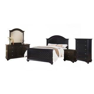 Picket House Addison Black Queen 5PC Set