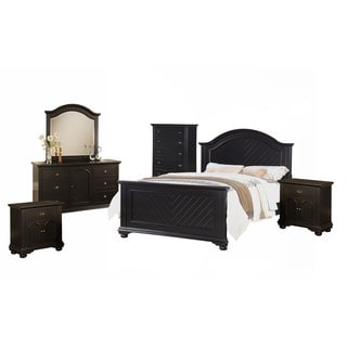 Picket House Addison Black Queen 6PC Set