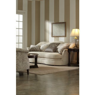 A.R.T. Furniture Amanda Ivory Left Arm Facing Loveseat