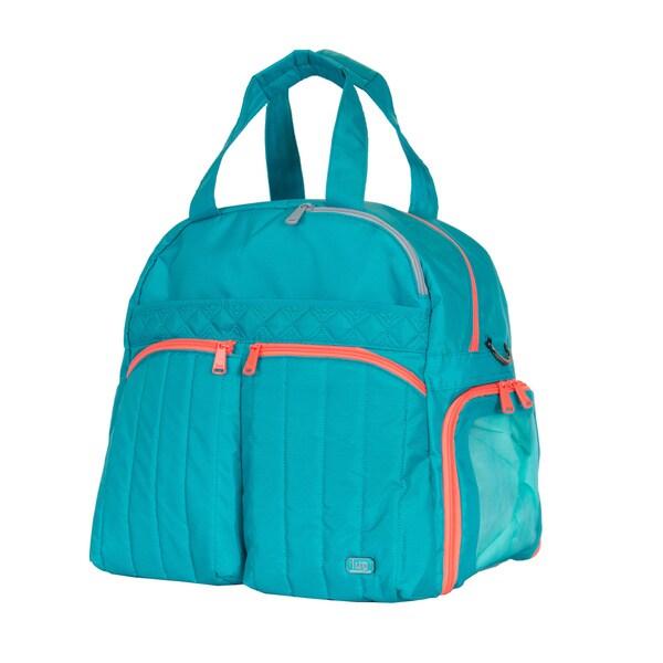 Shop Lug USA Boxer Overnight Duffel Bag - Free Shipping Today ... 330bce4d9f