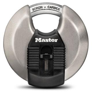"""Master Lock M50XDHC 3-1/8"""" Magnum Disc Lock"""