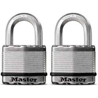 """Master Lock M5XTHC 2"""" Magnum Padlock 2-count"""