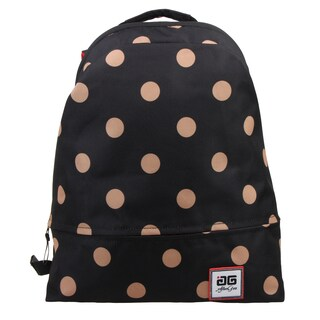 AfterGen Polka Dot Rosa Backpack
