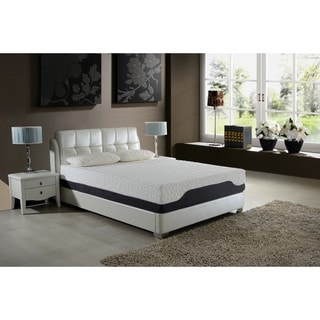 AC Pacific 11.5-inch King-size Hybrid Pocket Coil and Gel Memory Foam Mattress