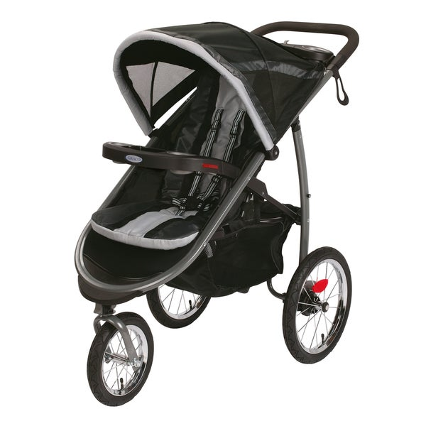 Shop Graco FastAction Fold Gotham Click Connect Jogger ...