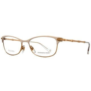 Gucci 4277 0LVQ Womens Rectangular Eyeglasses