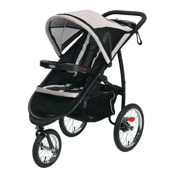 Graco Pierce Fast-action Click-connect Jogger Stroller -  6AM100PCE3