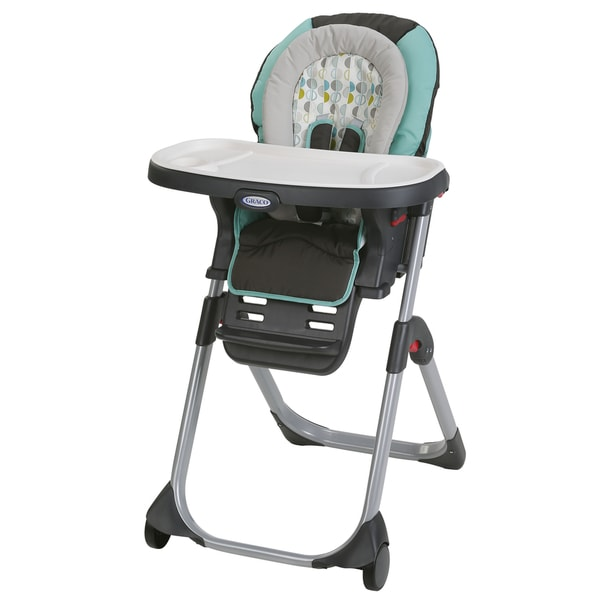 Graco Duo Diner LX Groove Plastic Highchair 21167511