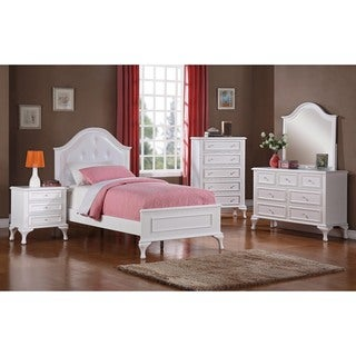 Picket House Furnishings Jenna Full Panel 4PC Bedroom Set