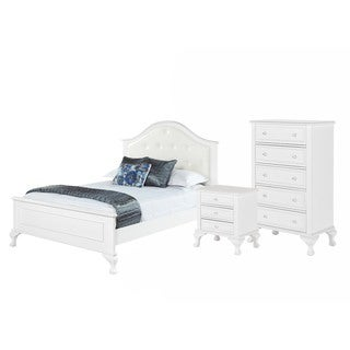 Picket House Furnishings Jenna Full Panel 3PC Bedroom Set
