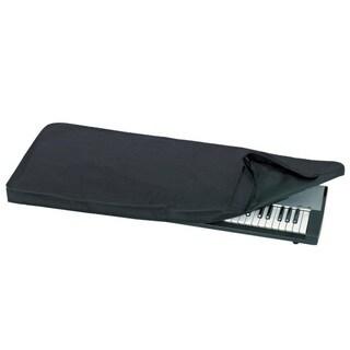 Gewa Black Nylon Size P Economy Keyboard Cover
