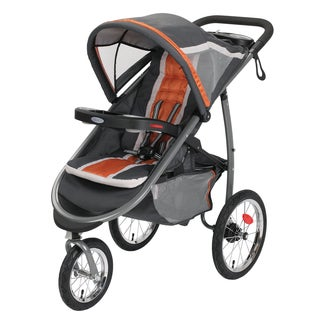 Graco Fast Action Click Connect Tangerine Jogger Stroller