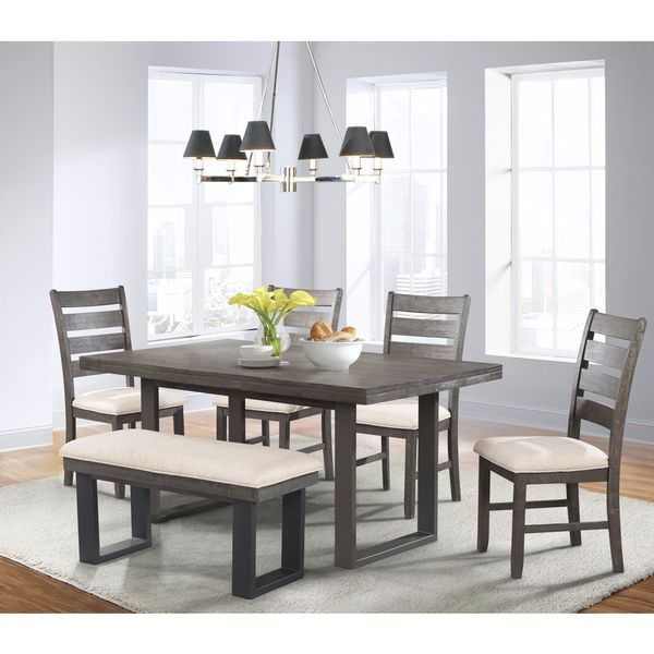 Picket House Furnishings Sullivan PC Dining Set- Table  Dining