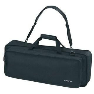 Gewa Black Cordura/Foam Size D Basic Keyboard Gig Bag