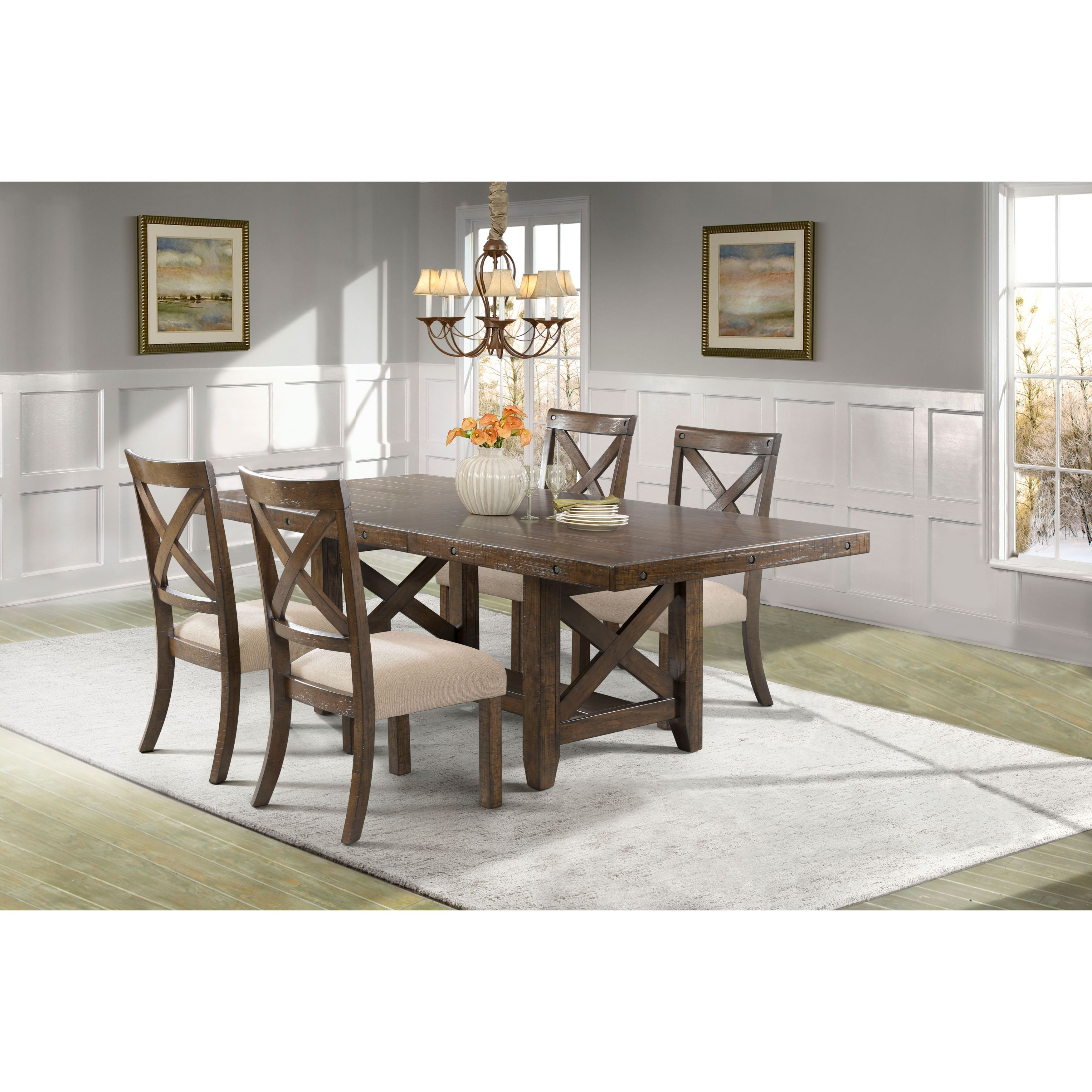 Buy 9-Piece Sets, Modern & Contemporary Kitchen & Dining Room Sets