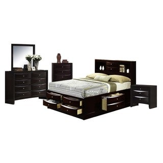 Picket House Furnishings Madison King Storage 5PC Bedroom Set