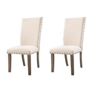 Picket House Furnishings Dex Upholstered Dining Chair Set