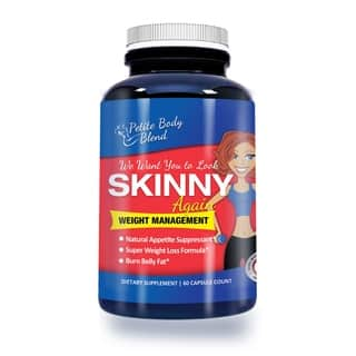 Skinny Again Weight Management with Caralluma Fimbriata and 8 Proprietary Ingredients|https://ak1.ostkcdn.com/images/products/12821438/P19589221.jpg?impolicy=medium