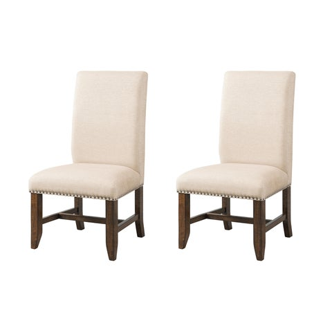 Picket House Furnishings Francis Upholstered Dining Chair Set