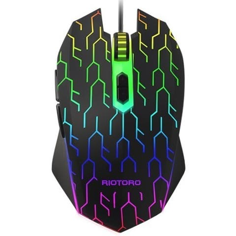RIOTORO URUZ Z5 Lightning Mouse