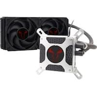 RIOTORO 240mm Dual-fan Liquid CPU Cooler