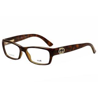 Gucci 3773/U 0Z3Q Womens Rectangular Eyeglasses