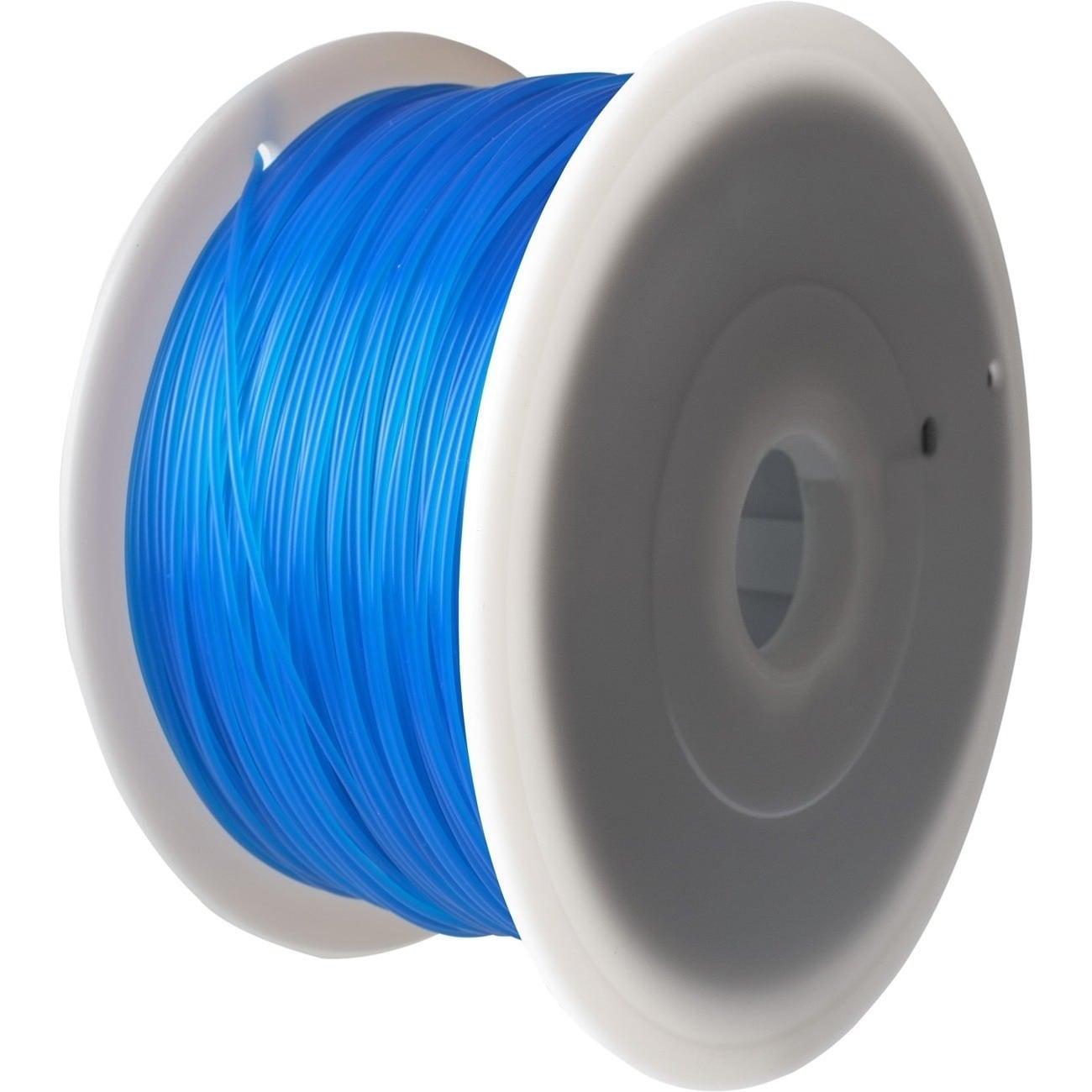 Flashforge 1.75mm PLA Filament Cartridge - Blue -  FLASHFORGE USA, 3D-FFG-PLABU