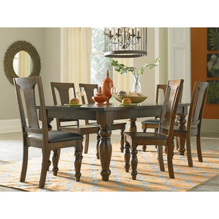 Chatham Downs Solid Mango Wood Rectangular Dining Table