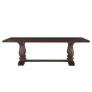 Carmela 92-inch Solid Neem Wood Dining Table