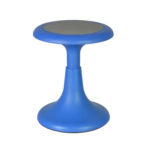 Regency Seating Glow Plastic/Metal 17-inch Stool