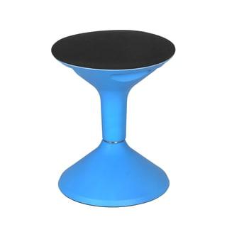 Grow Height Multicolored Plastic/Metal Adjustable Stool
