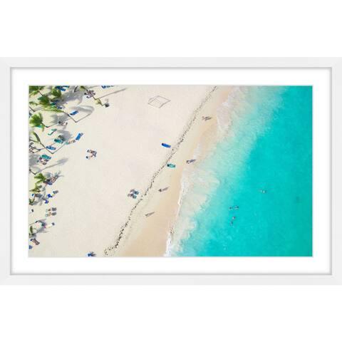 Marmont Hill - Handmade Shoreline Framed Print