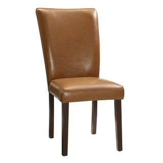 Stabilyne Solid Wood Parson Chair (Pack of 2)