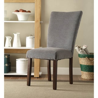 Stabilyne Solid Parson Chair (Pack of 2)