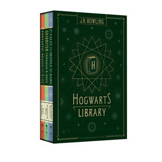 Hogwarts Library (Hardcover)
