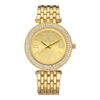 Timothy Stone Women's Burst Gold-Tone Watch