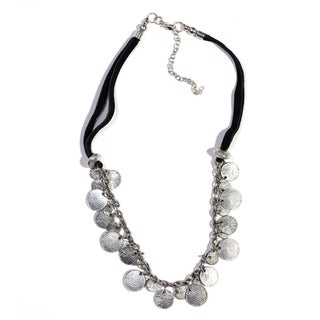 Black/Silver Market Necklace