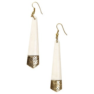 Anika Earrings- Tapered