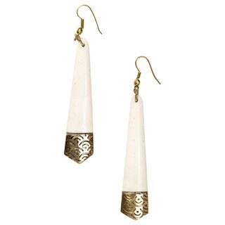 Anika Earrings- Tapered