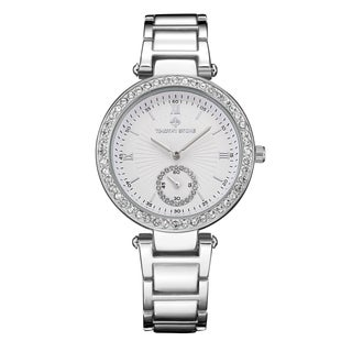 Timothy Stone Women's Elle Silver-Tone Watch