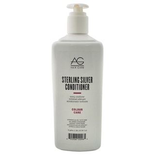 AG Hair 64-ounce Sterling Silver Toning Conditioner