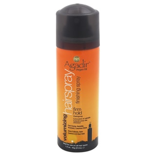 Agadir 1.5-ounce Argan Oil Firm Hold Hair Spray