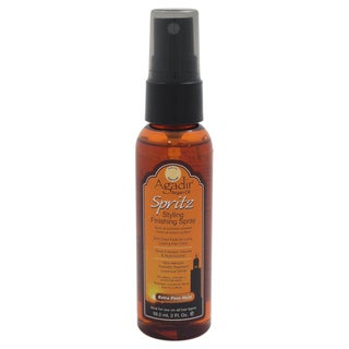 Agadir 2-ounce Argan Oil Spritz Styling Finishing Spray Extra Firm Hold