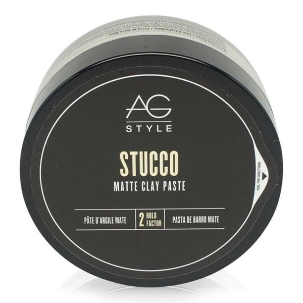 AG Hair 2.5-ounce Stucco Matte Clay Paste